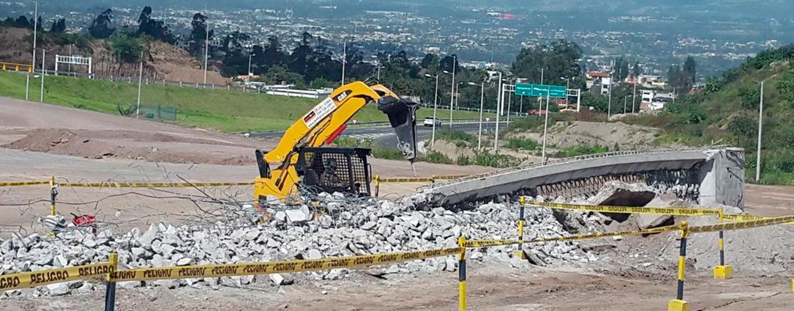 Alquiler de maquinaria y servicios para la construcci n for Servicios de construccion